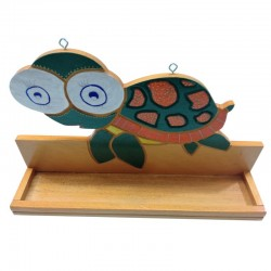 "Porta oggetti ""Tartaruga Orange """