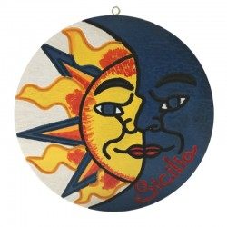 "Souvenir ""Sole e Luna "" cod.3"