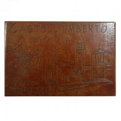 """Quadro """"Piazza IV Novembre - Castell'Umberto"""""""