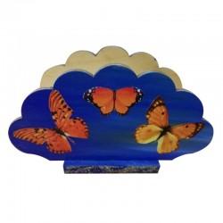 "Portatovaglioli Nuvola ""Farfalle"""