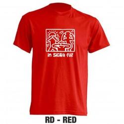 """T-shirt """"In Sicilia fui"""""""