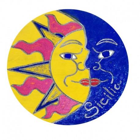 "Souvenir ""Sole e Luna "" cod.1"