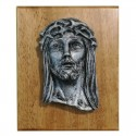 """Quadretto """"Gesù Cristo"""" colore Argento"""
