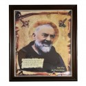 """Quadro """"San Pio da Pietralcina"""""""