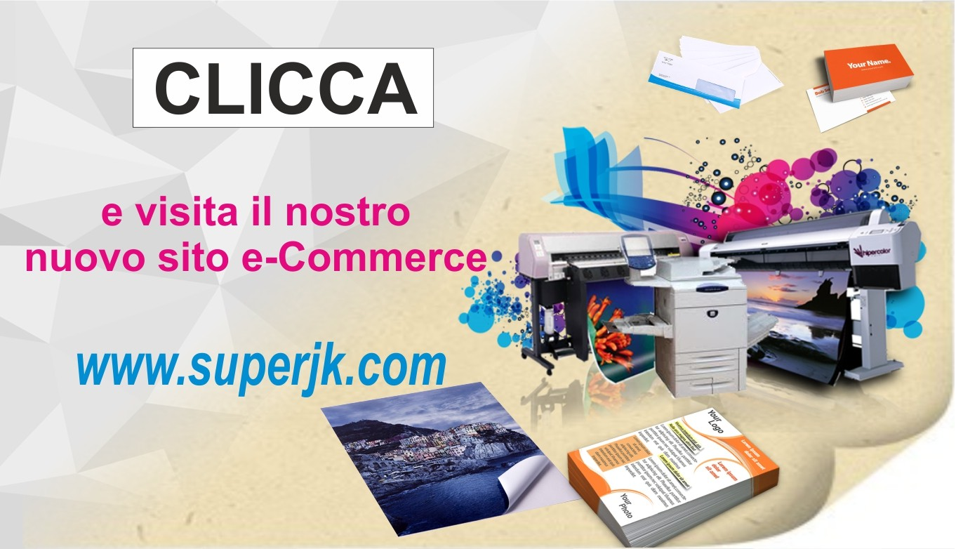 SUPERJK Stampa Digitale